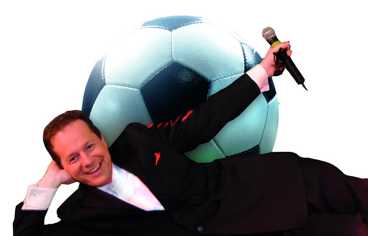 Fussball Em 2020 Die Grosse Em Show Mit Jorg Hammerschmidt